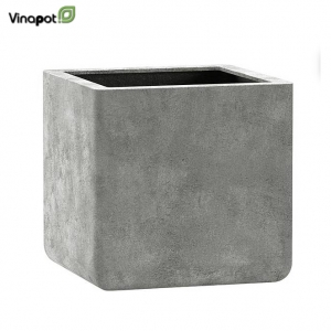 Chậu composite Cavan (old stone grey)