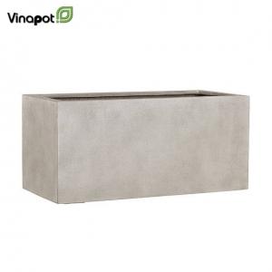 Chậu composite Gillingham(warm concrete)